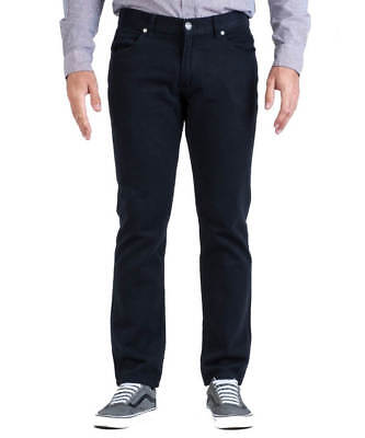 Trousers Wrangler Greensboro Navy W15QDT114