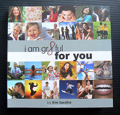 I AM GRATEFUL FOR YOU inspirational gift book motivational quotes Gr8ful Kim