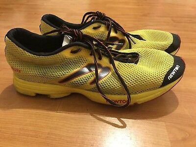 NEWTON DISTANCE ELITE Running Shoes Yellow Men's US 11 Eur 44 M008116