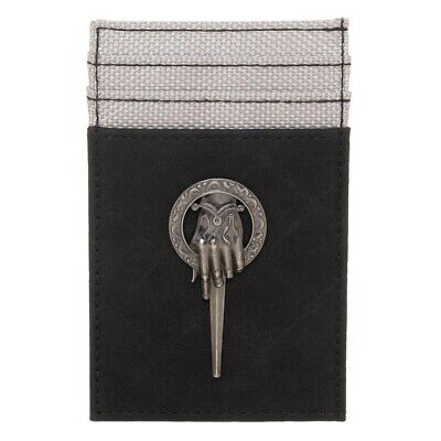 Wallet - Game of Thrones - Hand of the King Front Pocket Card New mw70mmgth