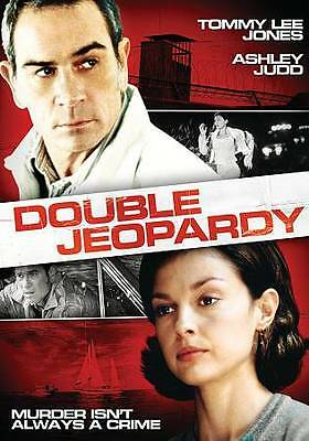 Double Jeopardy DVD New Sealed