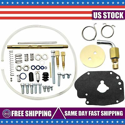 New Carb Rebuild Kit for S&S Master Rebuild Kit Set fit for Super E Carburetor