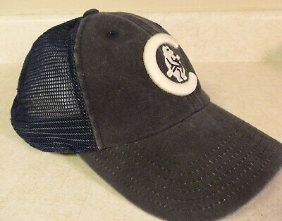 e2ae0c57666 CHICAGO CUBS Hat American Needle Cooperstown Collection Mesh Baseball Cap