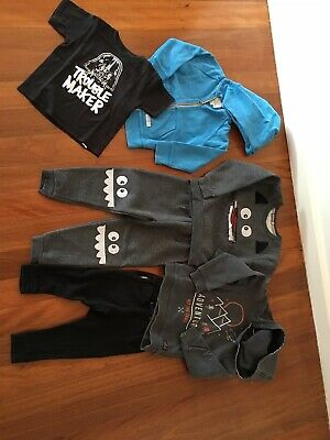 Boys Winter Clothing Bundle, Size 3 - 4