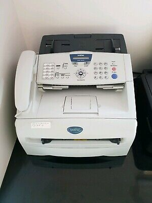 Brother Laser Fax Machine 2820-with phone & photocopier.