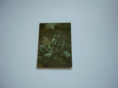 The Best Of Frazetta  All Chromium  Bonus Magnachrome Card  0 Tbe   1996