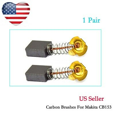 """Carbon Brushes For Makita 2401B 10/"""" Miter Saw LS1440 Miter Saw UC4030A 16/"""" Elect"""