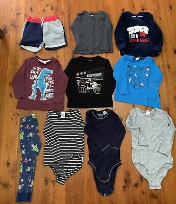 Bulk Boy Clothes Size 2