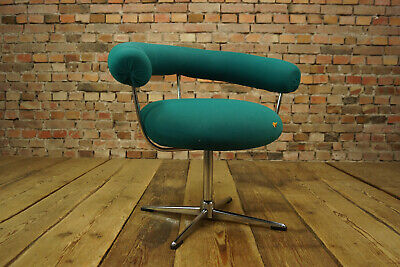 60er Pill Easy Lounge Chair Drehsessel Sessel Clubsessel Mid-Century 70er