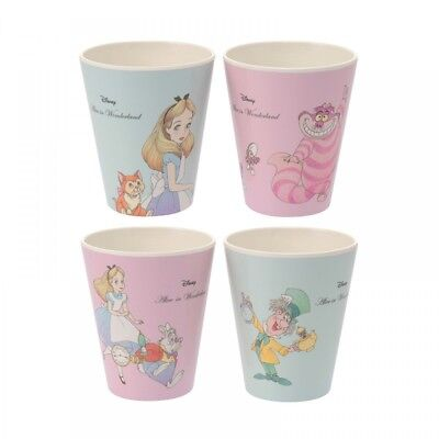 New Disney Store Japan Cup Alice in Wonderland Plants from Japan F/S