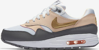 Gris Or 807605 Filles Air Juniors Max 104 1gsRose Nike BrCoQdWex