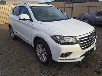 2017 Haval H2 Lux 1.5L Turbo Auto 4Kms Damaged Repairable As New Top Of Range