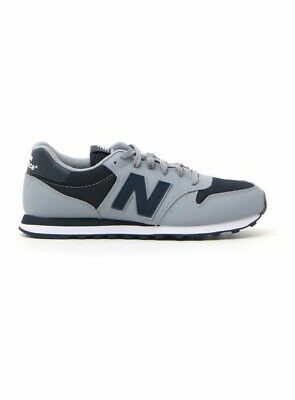Scarpe NEW BALANCE uomo sneakers 500 grey/navy GM500SSB