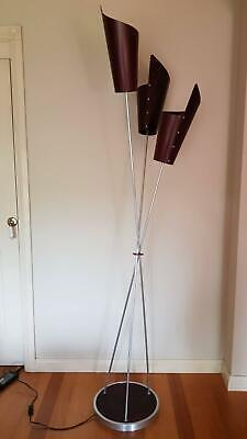 Designer floor lamp
