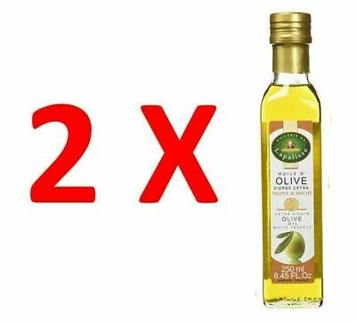 2X Lapalisse French White Truffle Oil 250ml, French Finest Oil