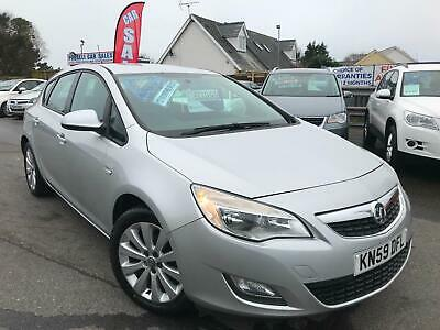 2010 59 Vauxhall Astra 1.6 ( 113Bhp) 2010My Exclusive 5Dr # Finance Available