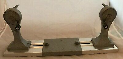 Lovely Vintage Metal Ising 16mm Cine Film Movie Rewinder, Made in Germany