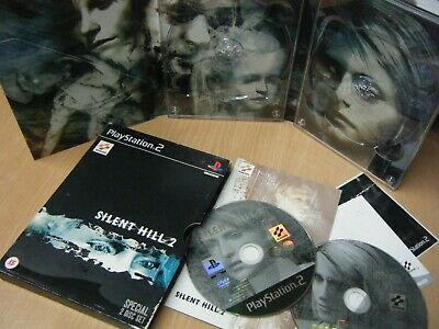 Silent Hill 2 Special 2 Disc Set Playstation 2 Game Complete With Manual