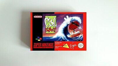 Cool Spot  - Repro box with insert - SNES.