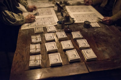 Turn: Washington's Spies - Prop Continental Currency
