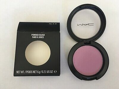 MAC Full of Joy Limited Edition Powder Blush - BNIB Unused!