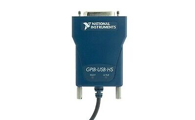 NEW - National Instruments NI GPIB-USB-HS Controller, 187965H-01L