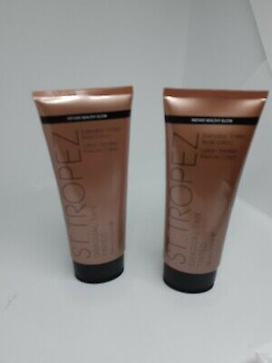 2 x St. Tropez Gradual Tan Everyday Tinted Body Lotion, 200mL patch tested