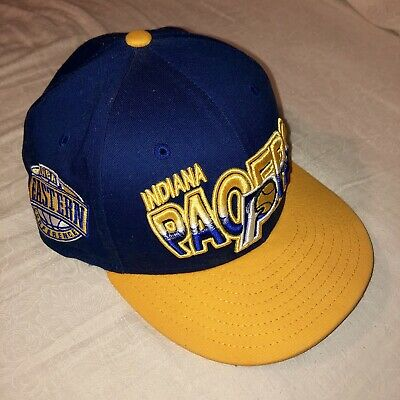 hot sale online c6349 77d27 New Era Indiana Pacers Youth 9FIFTY Snapback Adjustable Hat