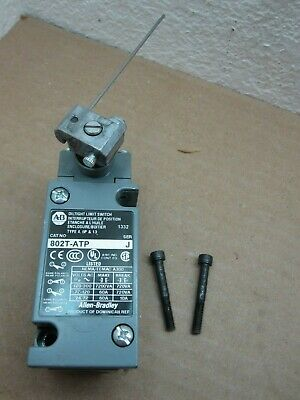 AB Allen Bradley 802T ATP Oil tight Limit Switch Series J  FAST SHIPPING!