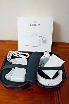 DJI Goggles Including a Carrying Case