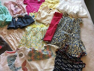 Girls Clothes Bundle 18-24 Months - 16 Items