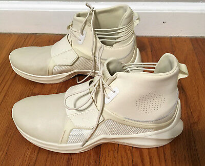 RIHANNA FENTY by PUMA * NEU ! HIGH TOP TRAINER SNEAKER creme