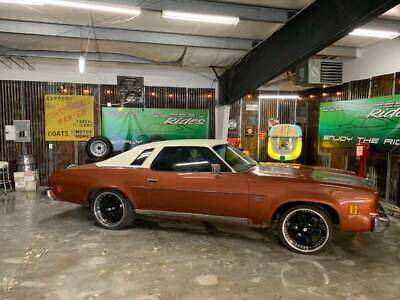 1974 Malibu Sport Coupe Gold Chevrolet Malibu Classic with 52,794 Miles available now!