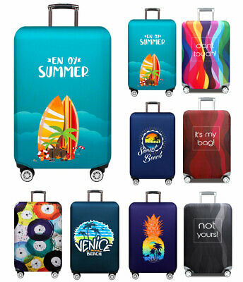 """Trip Elastic Dust Luggage Suitcase 18""""-32"""" Travel Trolley Case Protective Cover"""