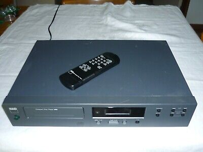 NAD Model 502 Compact Disc CD Player - With Remote