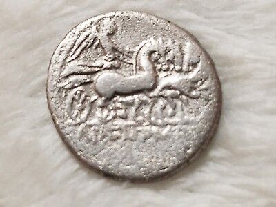Authentic Silver Ancient Greek Coin