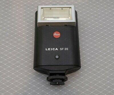 LEICA SF20 Shoe mount Flash for Leica M6 M7 M8 M9
