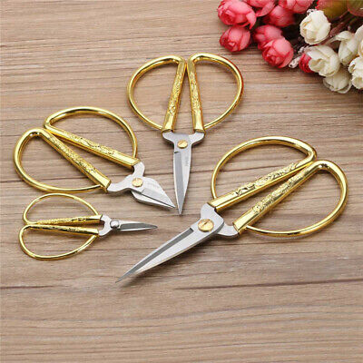 Embroidery Sewing Shears Fabric Cutter Stainless Steel Phoenix Tailor Scissors