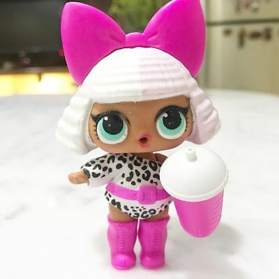 LOL Surprise! Dolls Series Wave 1 DIVA Authentic MGA L.O.L. Doll~New Sealed Ball