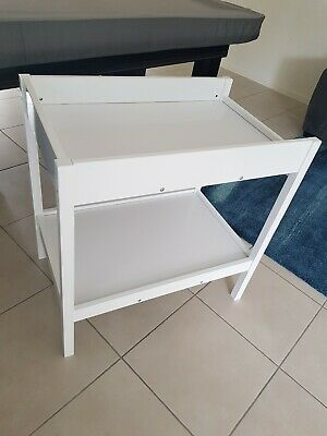 Baby change table used almost new. Been used for a week. Cash on pick up please.