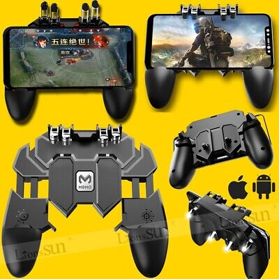 For PUBG Mobile iPhone Android AK66 Fire Trigger Gamepad Controller Joystick ABS