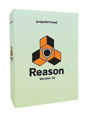 Propellerhead Reason 10 DAW (Full Version) - License Transfer