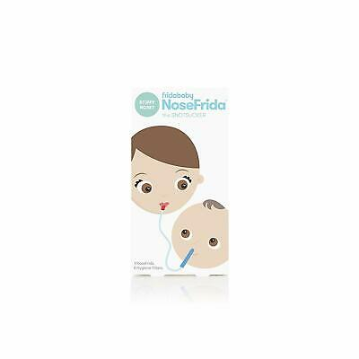 NoseFrida The Snotsucker Nasal Aspirator No Retail Box