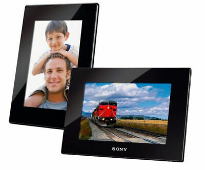 SONY DIGITAL PICTURE FRAME DPF-HD1000 up to 4000 plays music and clock