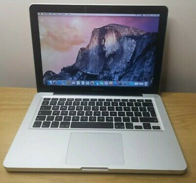 Apple MacBook Pro Laptop 13.3-inch 2010, 4GB RAM, 250GB HDD, Used Condition