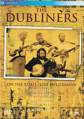 The Dubliners: On the Road: Live in Germany NEW DVD