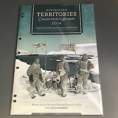 2014 Australian Territories Collection of Stamps - BRAND NEW