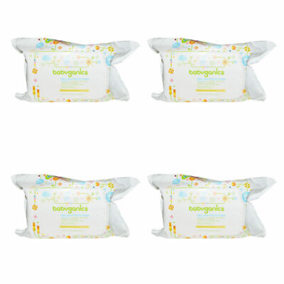 Babyganics Face Hand /& Baby Wipes 1800 Count Fragrance Free