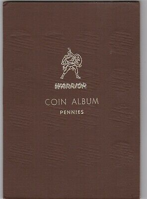 Complete New Zealand Penny Album 1940 to 1965 Many showing lustre