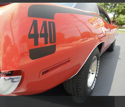 1970 Plymouth Barracuda Gran Coupe 1970 Plymouth Barracuda